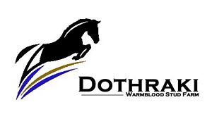 Dothraki Stud Logo